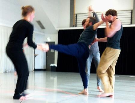 dance class May 20